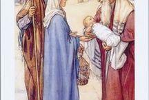 J4 LA PRESENTATION DE JESUS AU TEMPLE / 4ème mystère joyeux du Rosaire - Fruit du mystère: le don de soi