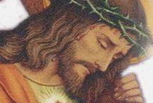D4 JESUS PORTE SA CROIX / 4ème mystère douloureux du Rosaire - Fruit du mystère: le courage dans l'épreuve