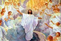 G2  L'ASCENSION DE JESUS / 2ème mystère glorieux du Rosaire -  Fruit du mystère: le désir du Ciel