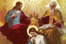G5  LE COURONNEMENT DE LA TRES SAINTE VIERGE / 5ème mystère glorieux - Fruit du mystère: la confiance en Marie, en sa puissante intercession