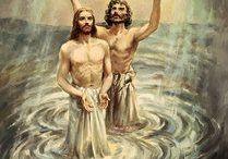 L1  LE BAPTEME DE JESUS DANS LE JOURDAIN