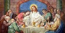 L5  JESUS INSTITUE L'EUCHARISTIE