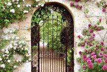 Gates, Doors, Paths and Secret Entrances ♥