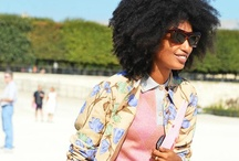Julia Sarr-Jamois / by ChiCityFashion