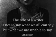 A writer's life♥
