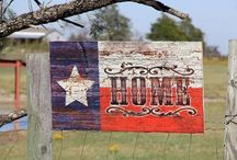 The Lone Star State / H O M E / by Caroll Massey