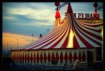 Theme: Circus / Like what you see? Contact us today to discuss this theme and many other possibilities for your event!