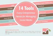 Social Media Savvy! / Tips, tricks, and links for social media insights!