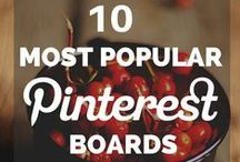 Pinterest for Business / Tips and tools for using Pinterest to attract your ideal clients, grow your audience and bring people back to your website.
