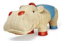Vintage Toys, designer: Renate Müller
