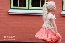 QUEEN OF FAIRIES / Coral pinkish orange pettiskirt..so lovely and loved by everyone