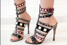 Shoe Crazy / If you wear it on your foot it is a shoe? / by Olga Schaen