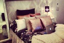 Bedroom Ideas / by Megan