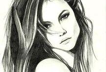 Sketching/painting