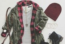 Style Inspiration / Vintage inspired/  rock inspired