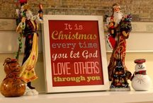 Holiday Crafts/ Gift Ideas / Holiday Crafts and gift ideas