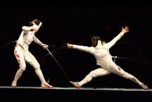 Fencing / Fencing Ex-sabreur Eppeist