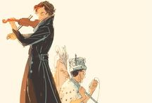 Sherlock Holmes / -SH