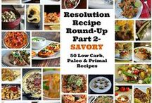 Recipe Round-Ups / by Peace, Love, and Low Carb