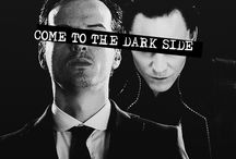 Evil Duo / We're going to take over world!