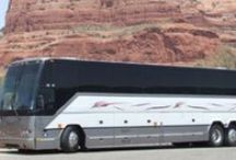 Coaches & Charters / Cooper Global | Luxury Limousines, Limo Bus, Coaches & Charters