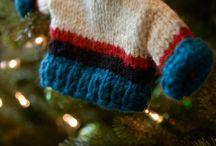 Lavori handmade lana / Lavori realizzati con la lana ai ferri o all'uncinetto