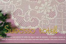 Crochet / Lavori dei generi più disparati realizzati all'uncinetto