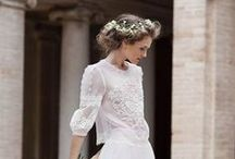 Wedding Belles / An inspiring collection of exquisite wedding gowns