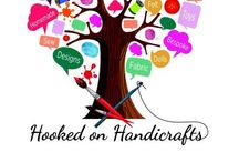 Hooked on Handicrafts / HoH products posted to Pinterest - find us on Facebook http://pgj.cc/QfE4nb