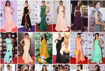 Red Carpet Appearances 2015 / The best dressed of Gauri & Nainika on the Red Carpet in 2015