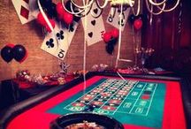 Theme: Casino / Vegas / Like what you see? Contact us today to discuss this theme and many other possibilities for your event!