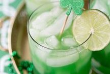 Get Your Green On / Perfect looks and flair for your St. Patrick's Day Party!