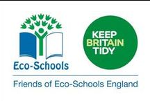 Support for Eco-Schools / Resources, ideas, links to support all of our friends of Eco-Schools.
