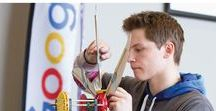 Amazing Geared Wind Turbines - School Activities and Competitions / Some of the best student-built geared wind turbines we've seen. Yep... they use TeacherGeek.