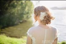 Updo hair styles / updos upstyles hairstyles bridal hair styling