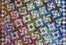 Friend's Fundamental Gallery / This is your page to show quilts you've made with Deb's Fundamental Tools. They can be Studio 180 patterns or other designs you've used the tools for. There's also a Gallery for Deb's Rapid Fire Tools, so be sure not to miss that!