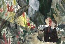 Illustrations that inspire / by Ida Kortelainen
