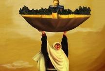 Palestine - my homeland / by Zahieh Qweider
