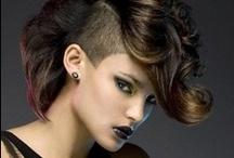 fabulous hair / by Priscilla Blount