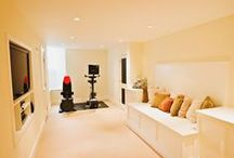 Attic and Basement Renovations from Wills Co. / Turning storage space into YOUR space!