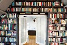 Bookshelves / Because You Need Somewhere to Store all Your Books!