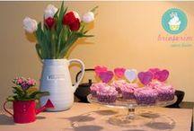 Cupcakes and muffins by brioserim.ro / www.brioserim.ro facebook.com/brioserim