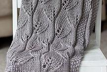 knitting blankets