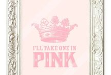 All Things Pink / All Things Pink / by Michelle Dominguez