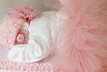 Baby Shower (It's a girl) for Ashley Cleary and my 6th grandchild / Baby shower ideas