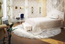Спальни / Bedrooms / Проекты и фотографии спален от Finoarte