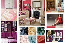 Коллаж / Collage / Интересные подборки для интерьеров студии Finoarte