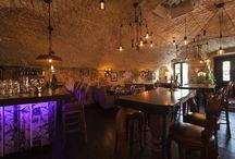 Бары, рестораны, кафе / Реализованные проекты кафе, баров и ресторанов