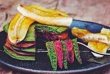 Veggie and anti-inflammatory / Hopefully yummy eats for goodness / by jaia toora