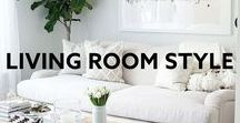 Living Room Style Inspirations